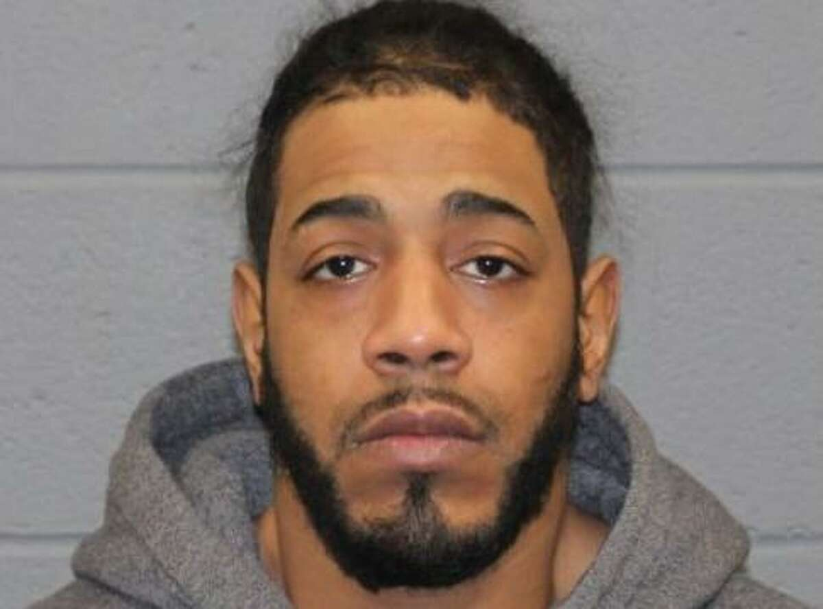 Christopher Luna, 29, turned himself in on an active warrant at 7:45 a.m. Monday. He was held on a $250,000 bond.