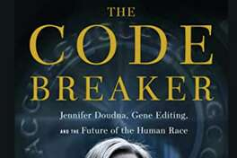 "Barrett Bookstore, and the Darien Community Association are welcoming Walter Isaacson, a bestselling author, for a conversation with Wendy Kopp, the CEO, and cofounder of Teach Teach For All, to discuss Isaacon's new book titled: ""The Code Breaker: Jennifer Doudna, Gene Editing, and the Future of the Human Race,"" April 7, at 7 p.m. on Crowdcast."