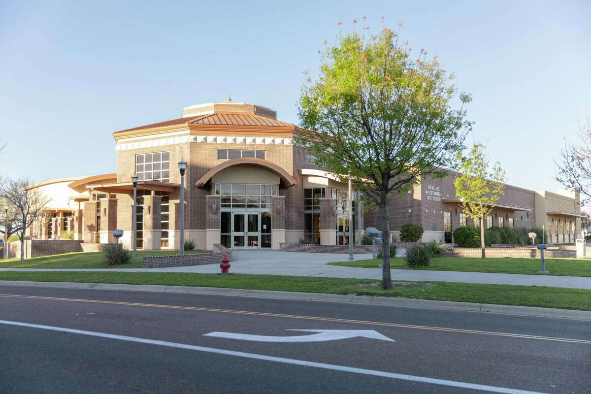 Pictured is the Laredo College Visual and Performing Arts Center.