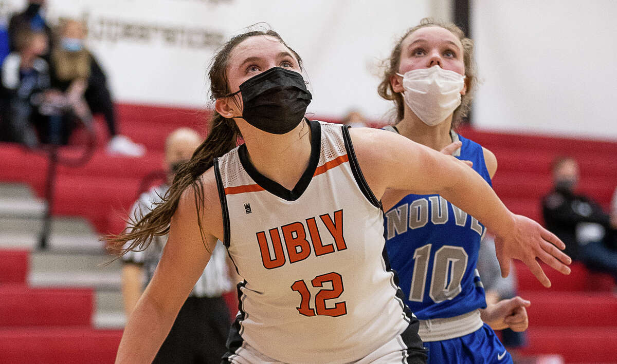 The Ubly girls basketball team's hunt for a state championship ended with a loss to Saginaw Nouvel in the regional semifinals at Mount Pleasant Sacred Heart on Monday evening.