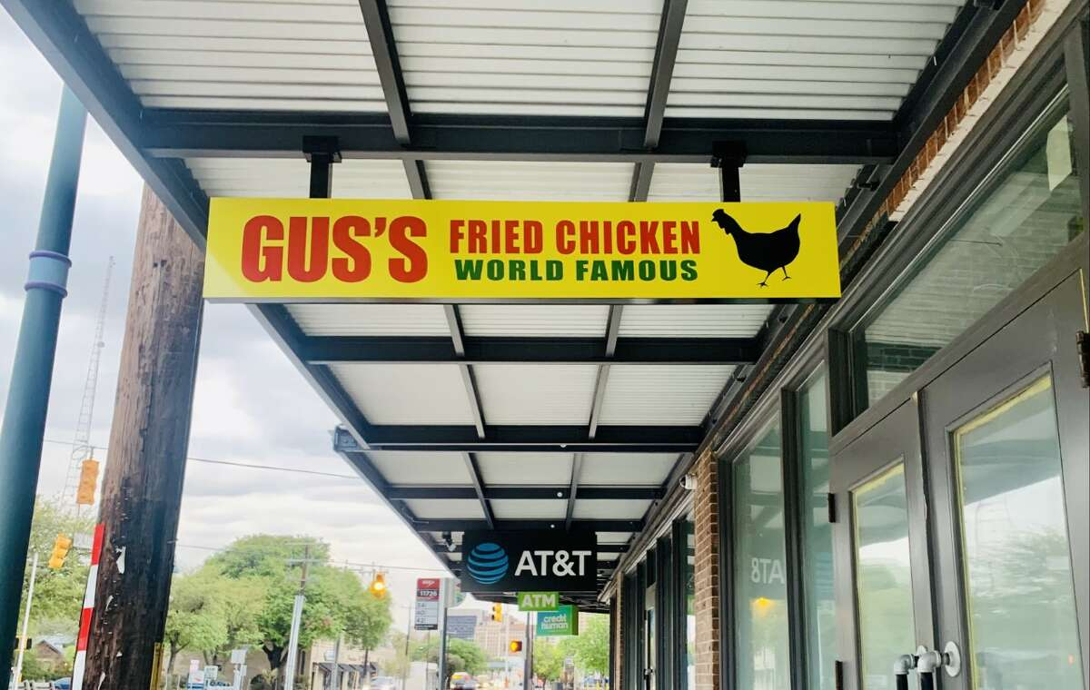 """San Antonio will soon join other major Texas cities in offering Gus's Fried Chicken, the """"world famous"""" chain with 31 locations dotting the U.S."""