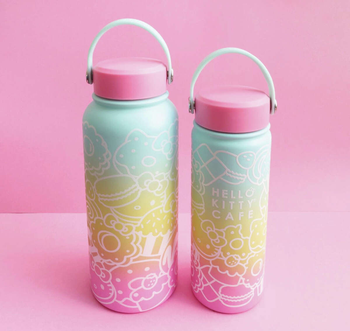 Stainless steel thermal bottle, $32 for 18-ounce or $39 for 32-ounce