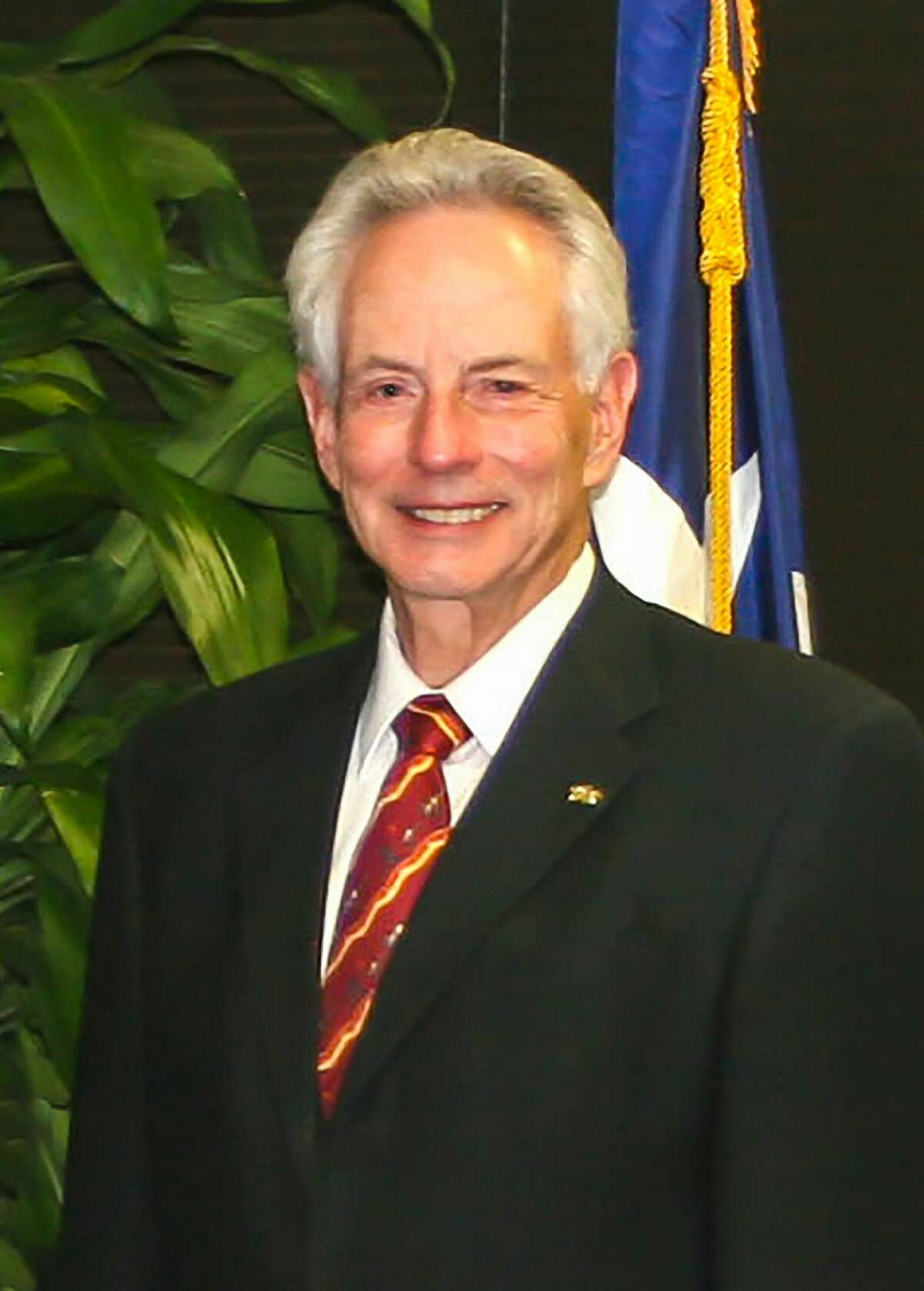 Will Green, a 24-year member of the Midland College board of Trustees.