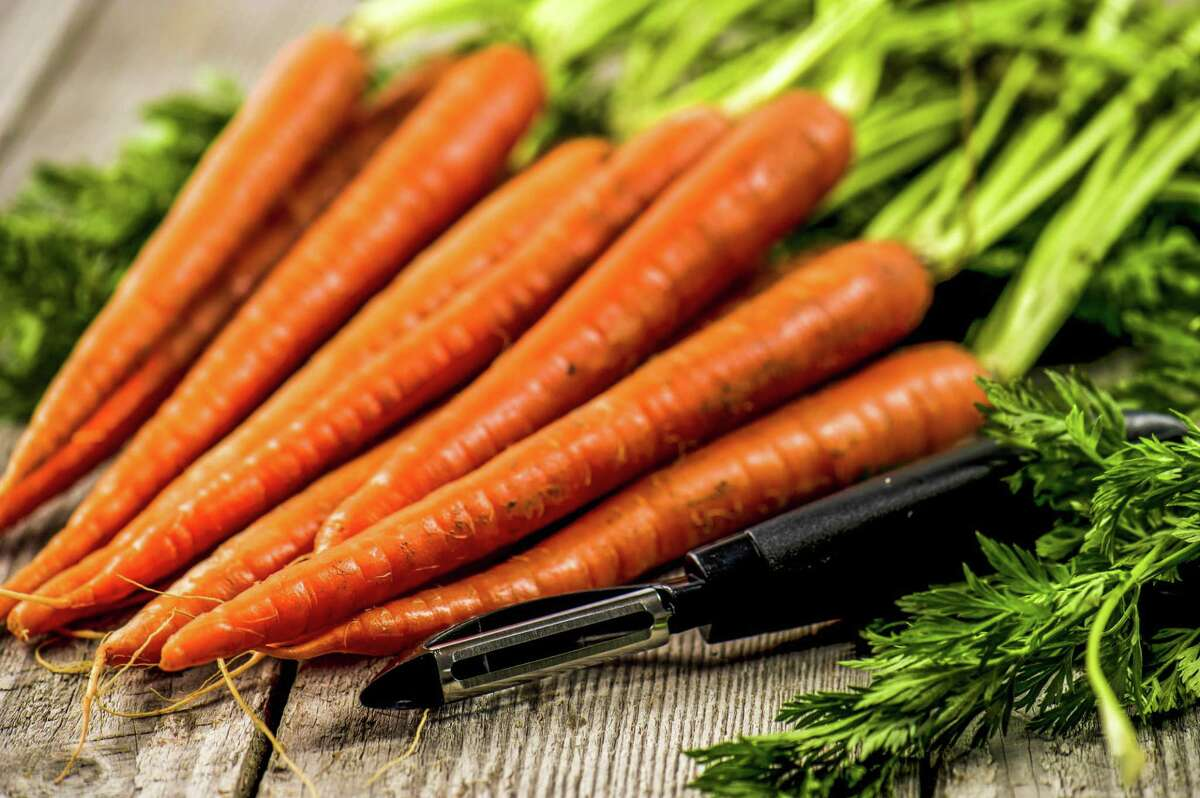 Carrots are a vibrant and versatile ingredient.