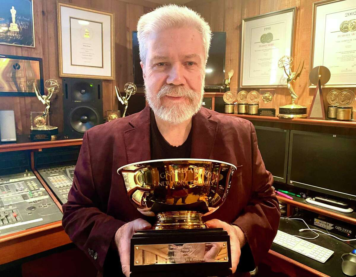 Composer Brian Keane has scored more than 150 albums for documentaries.