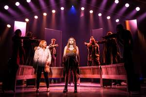 """Kathryn Gallagher stars in """"Jagged Little Pill"""" on Broadway."""