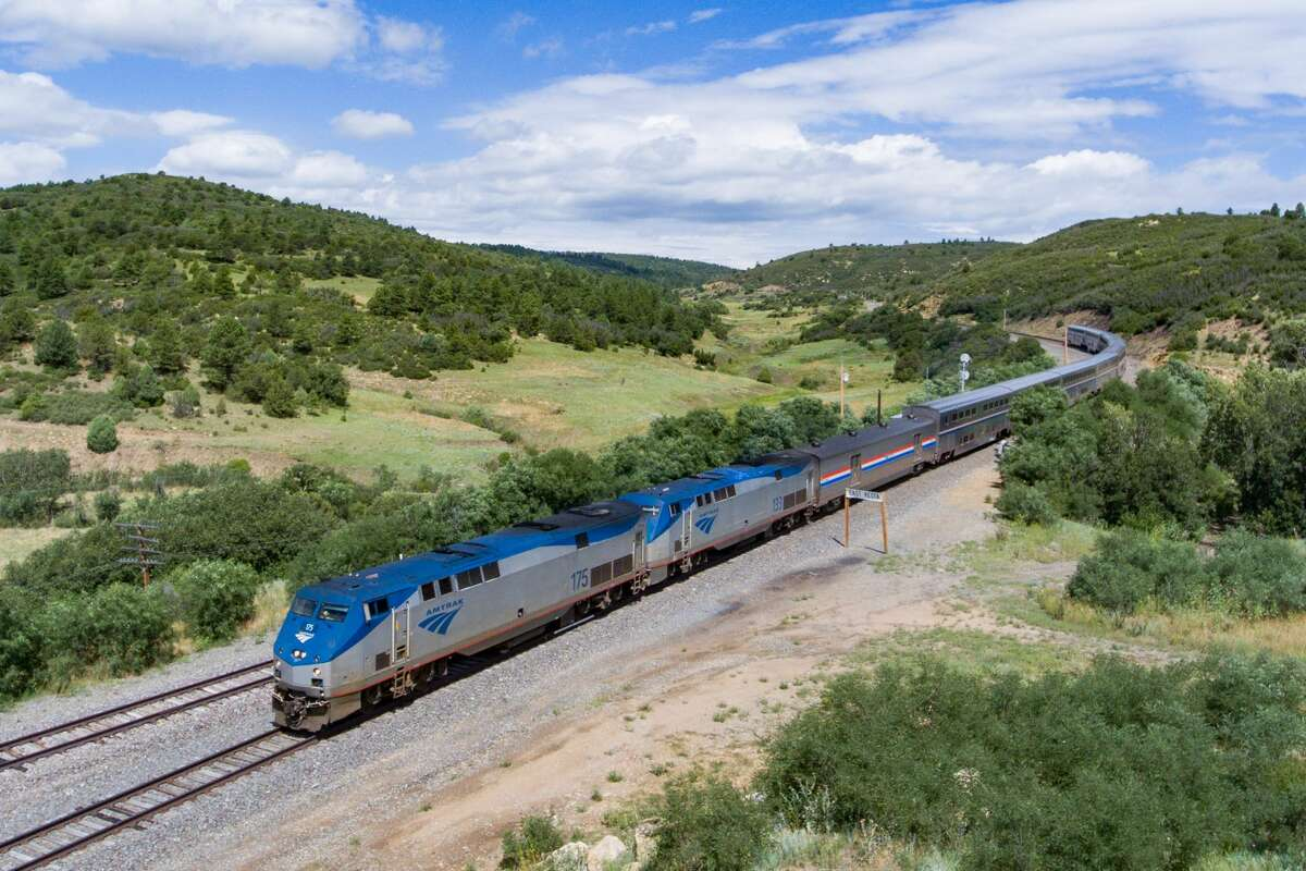 Amtrak is resuming daily service from San Antonio on its famed Texas Eagle line.