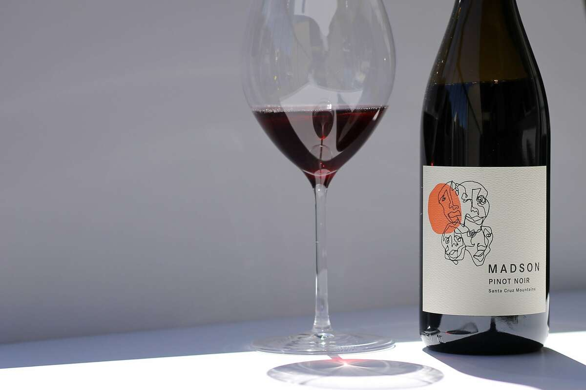 Madson's entry-level Pinot is a woodsy, light wine from Santa Cruz.