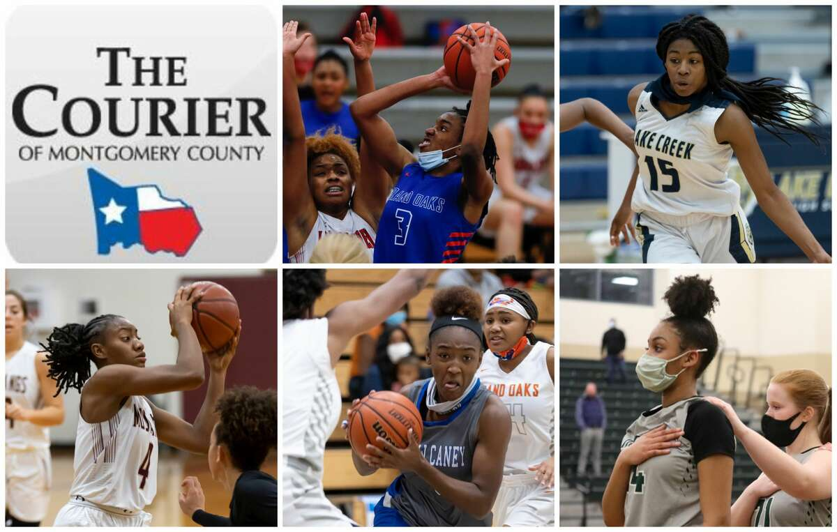 Ngozi Agoh, Taliyah McShan, Kamari Portalis, Mic'Kayla Leftridge and Jorynn Ross are The Courier's nominees for Defensive MVP.