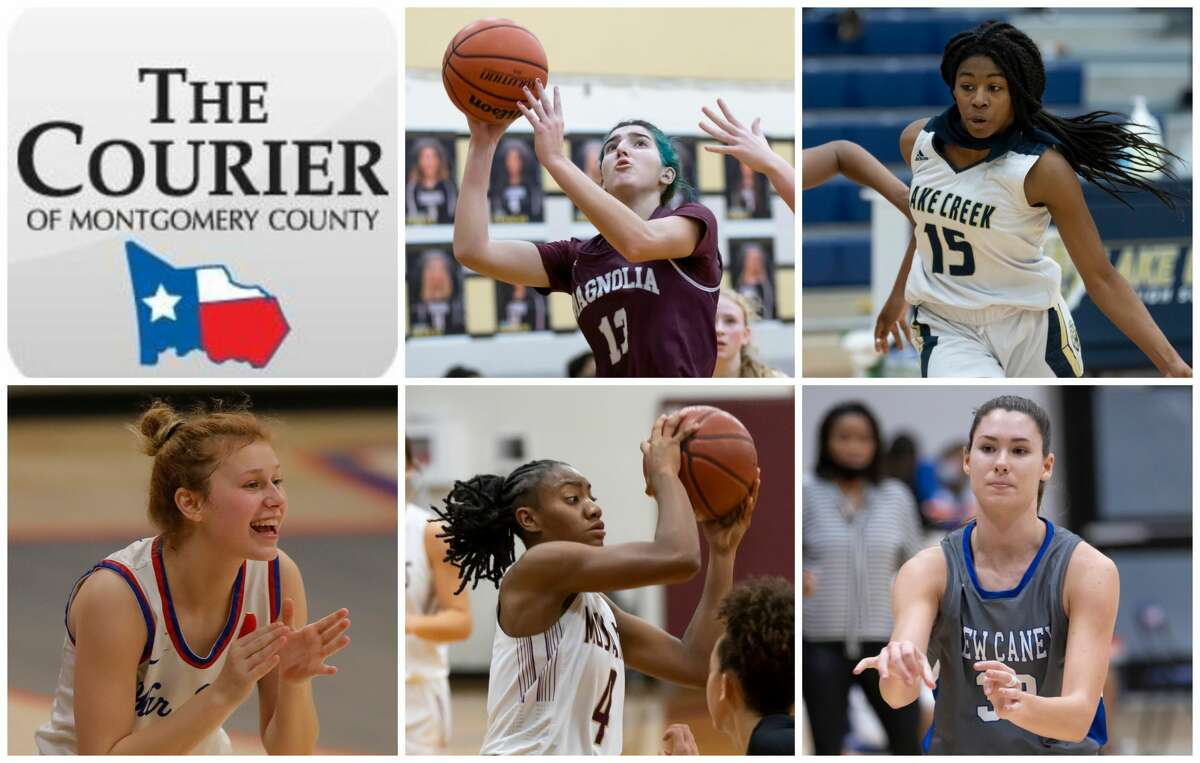 Gabrielle Huetter, Taliyah McShan, Nikki Petrakovitz, Kamari Portalis and Tori Garza are The Courier's nominees for Player of the Year?