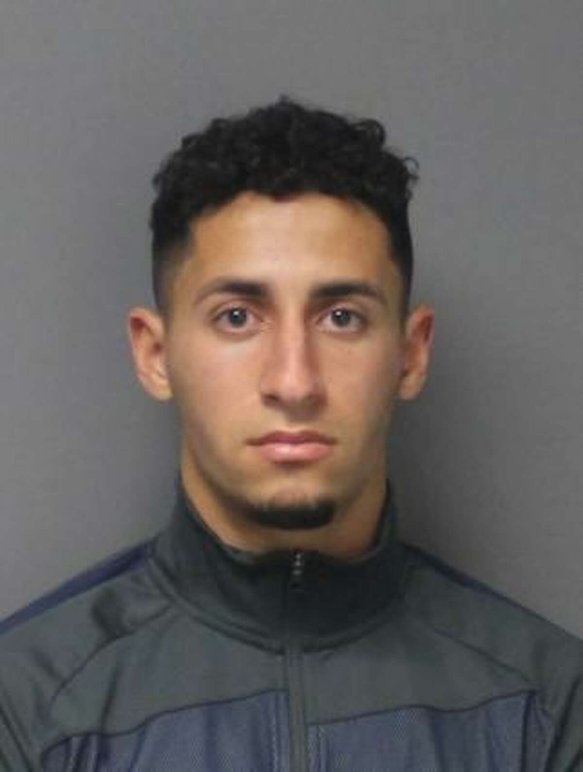 Ziyad Fekri, 21
