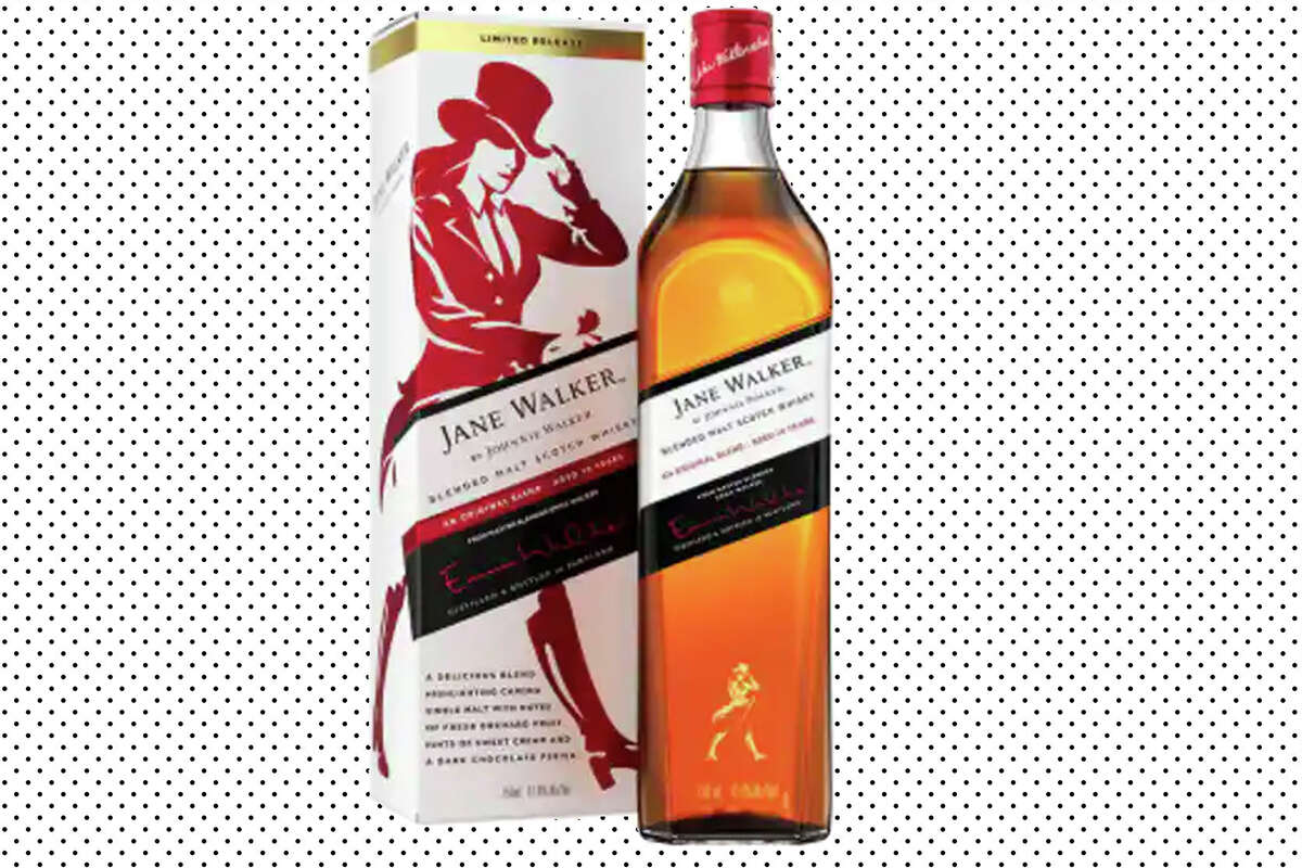Jane Walker Blended Malt Scotch Whisky
