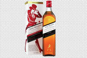 Jane Walker Blended Malt Scotch Whisky