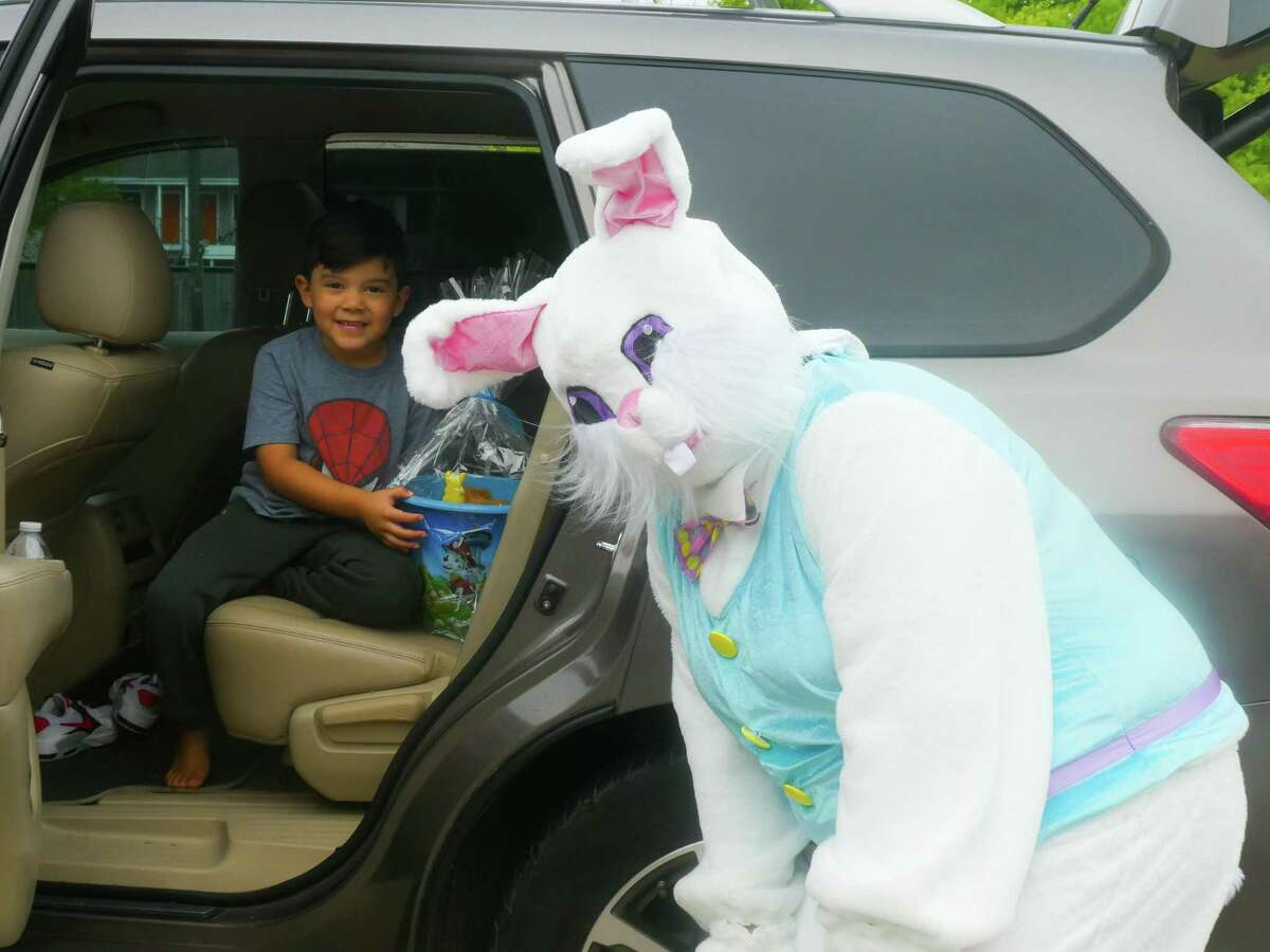 West Houston Assistant Ministries provided Easter baskets to nearly 300 area kids on March 30, 2021.