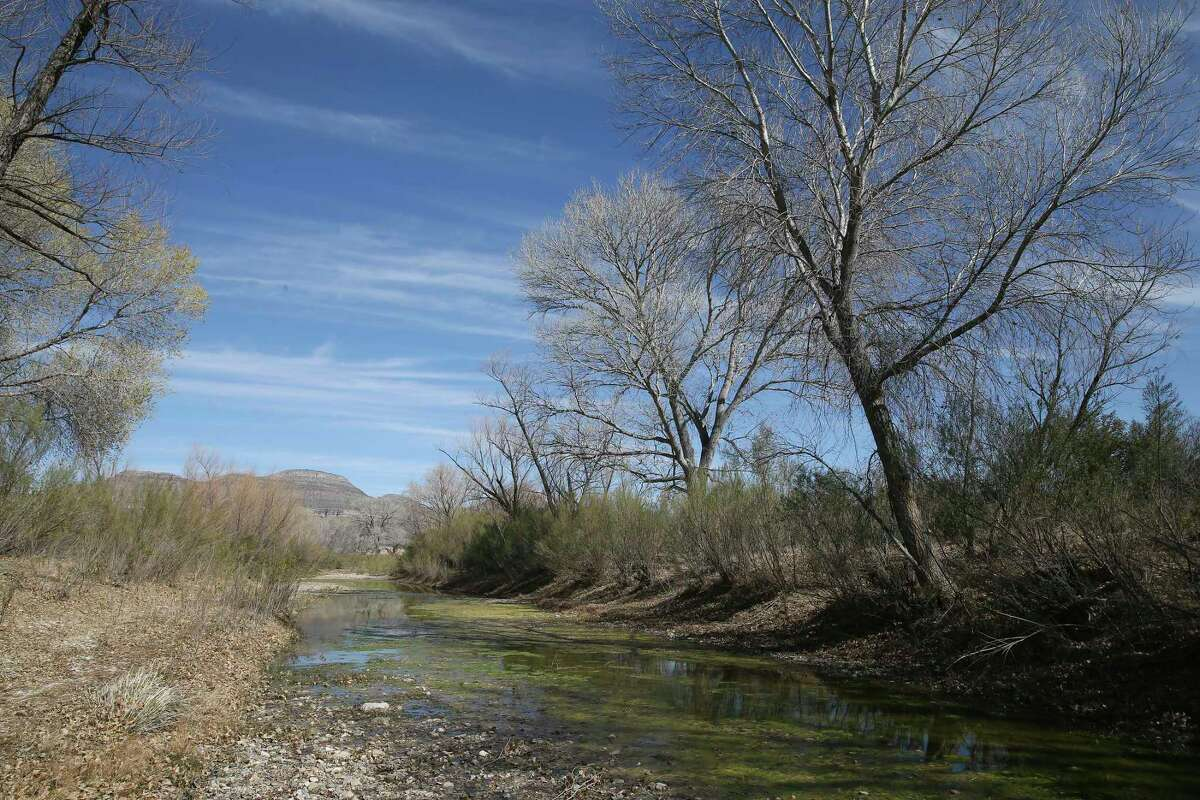 A196,000-acre property, Dove Mountain Ranch, for sale in Brewster County this January.