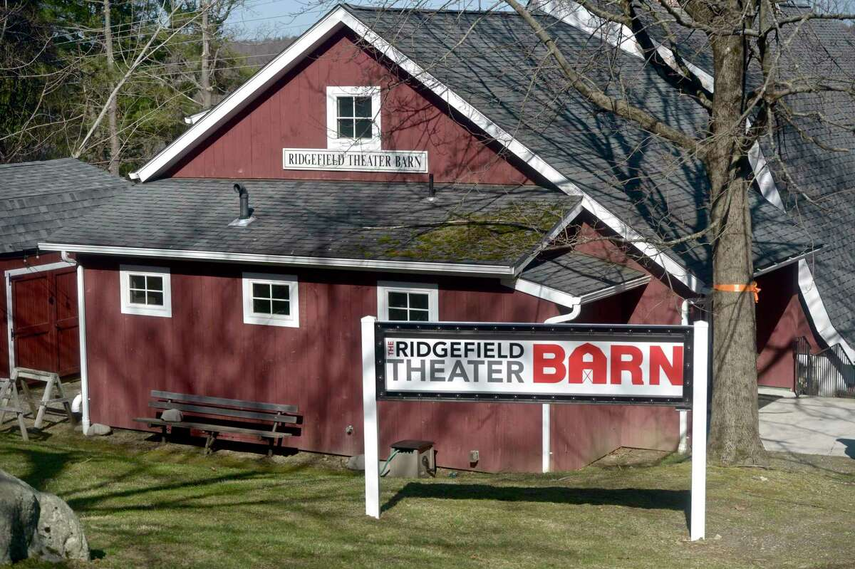 The Ridgefield Theater Barn is expanding their building on Halpin Lane, in Ridgefield, Conn. March 30, 2021.