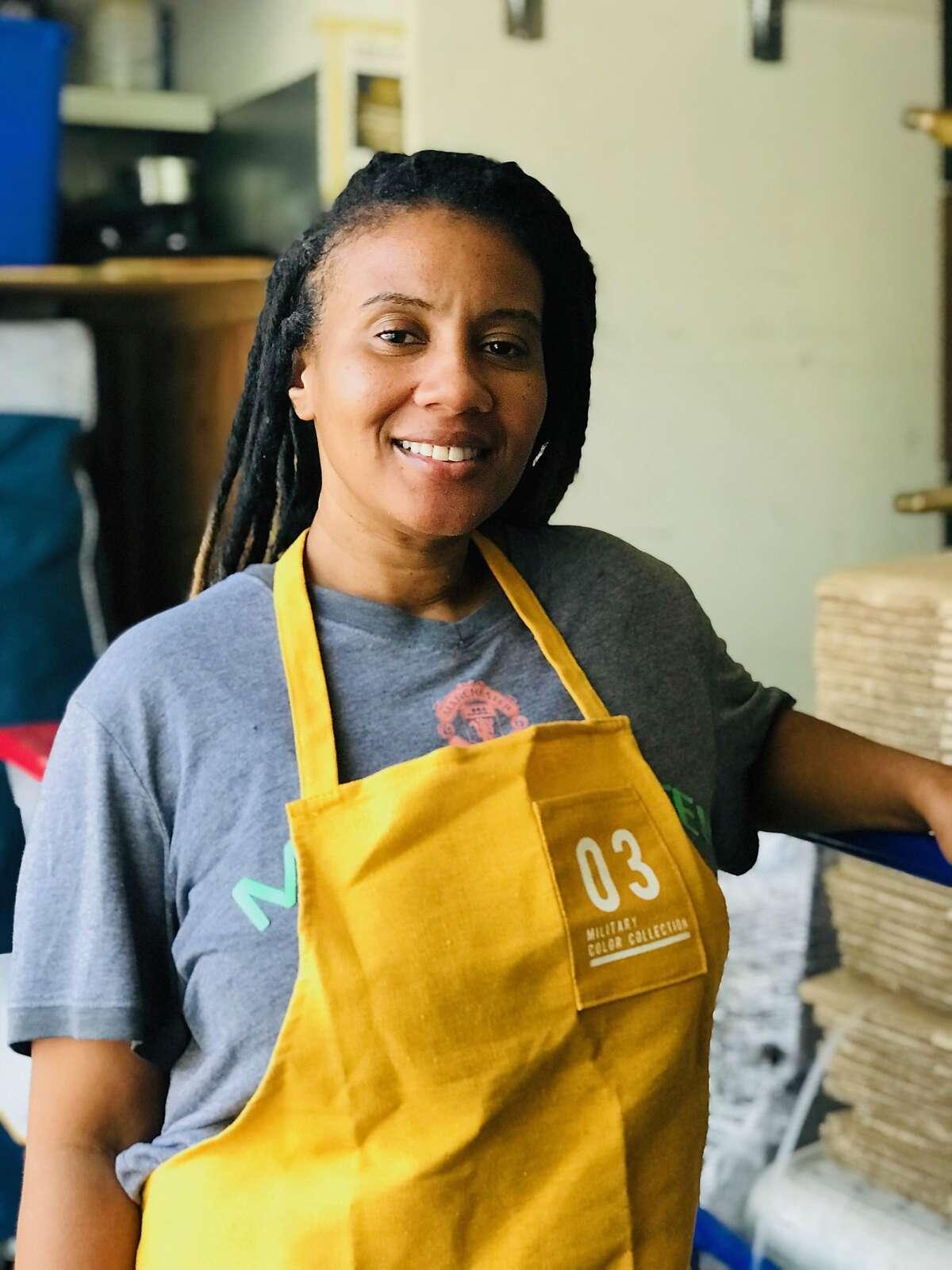 Tiffany Carter will open her first Boug Cali brick and mortar store at La Cocina Municipal Marketplace in San Francisco.