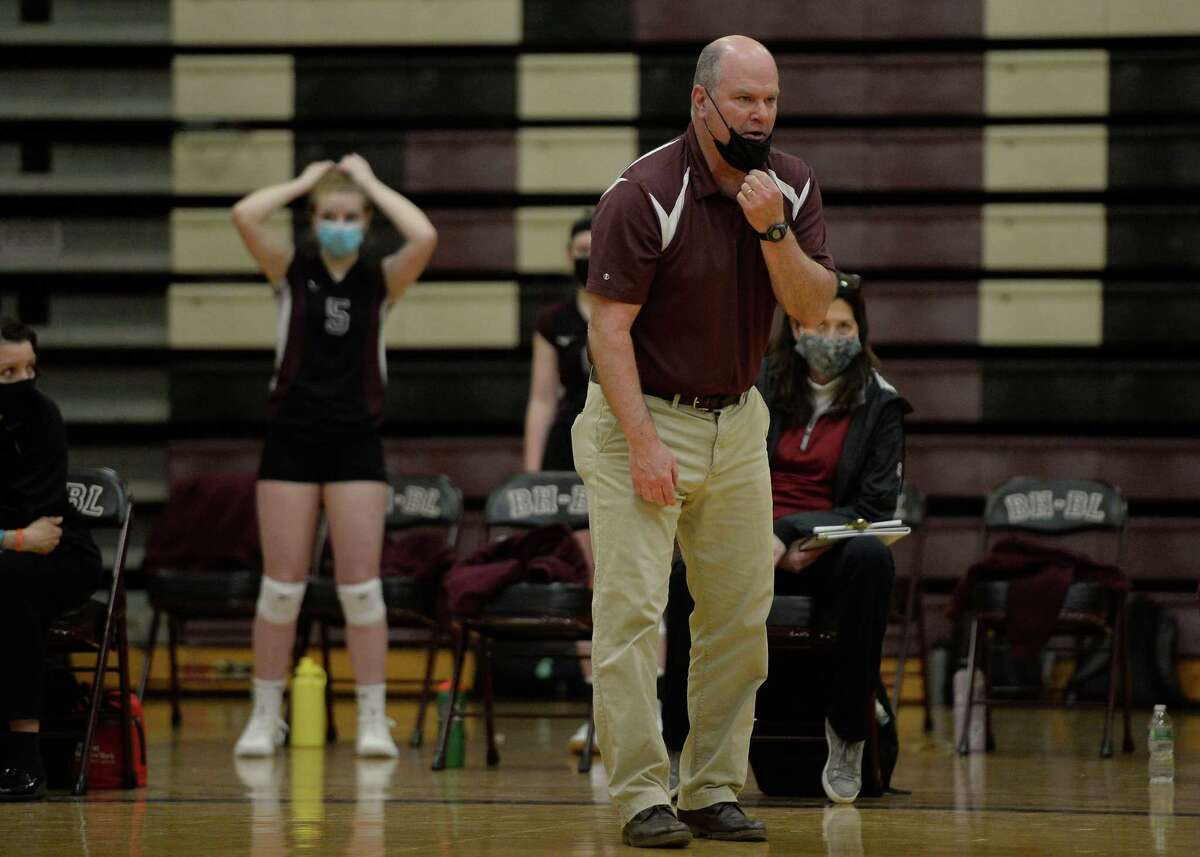 Burnt Hills coach Gary Bynon's team outscored opponents 1,500 to 640 in points for the season.