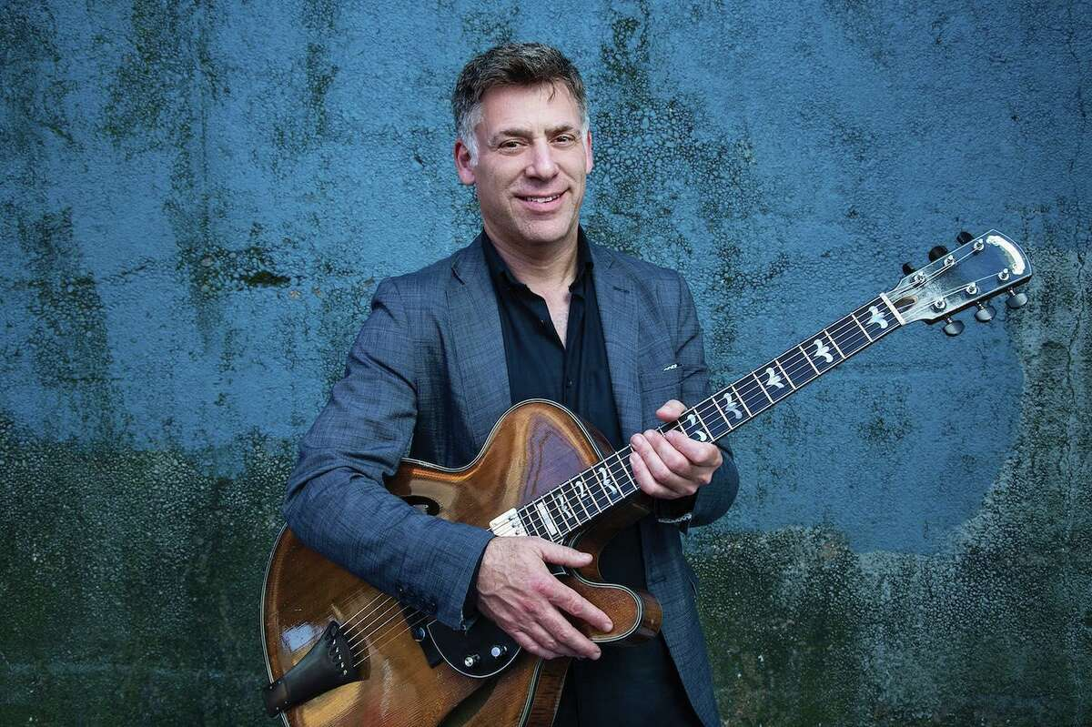 Join Litchfield Jazz on April 16 for the fourth installment of their free virtual concert series. April's concert features jazz guitarists Peter Bernstein & Steve Cardenas, along with Vincente Archer on bass and Bill Stewart on drums.