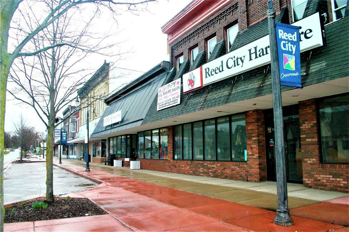 """The Reed City city council is looking into the possibility of establishing a downtown """"social district"""" where alcohol will be allowed during certain times. (Herald Review file photo)"""