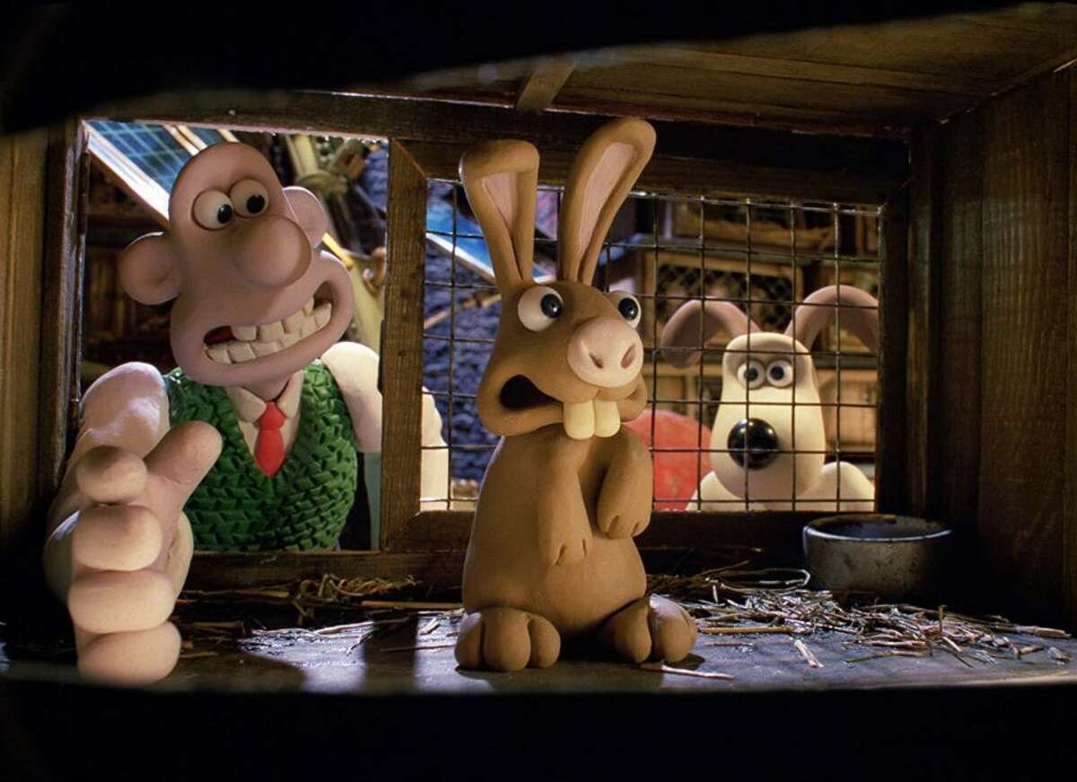 #100. Wallace & Gromit: The Curse of the Were-Rabbit (2005) - Directors: Nick Park, Steve Box - Metascore: 87 - Runtime: 85 minutes This stop-motion animated story follows pest control agents Wallace, an inventor, and Gromit, his dog, as they protect the annual vegetable competition from an invasion of rabbits. Helena Bonham Carter and Ralph Fiennes lend their voices to the film, which won an Oscar for the Best Animated Feature.