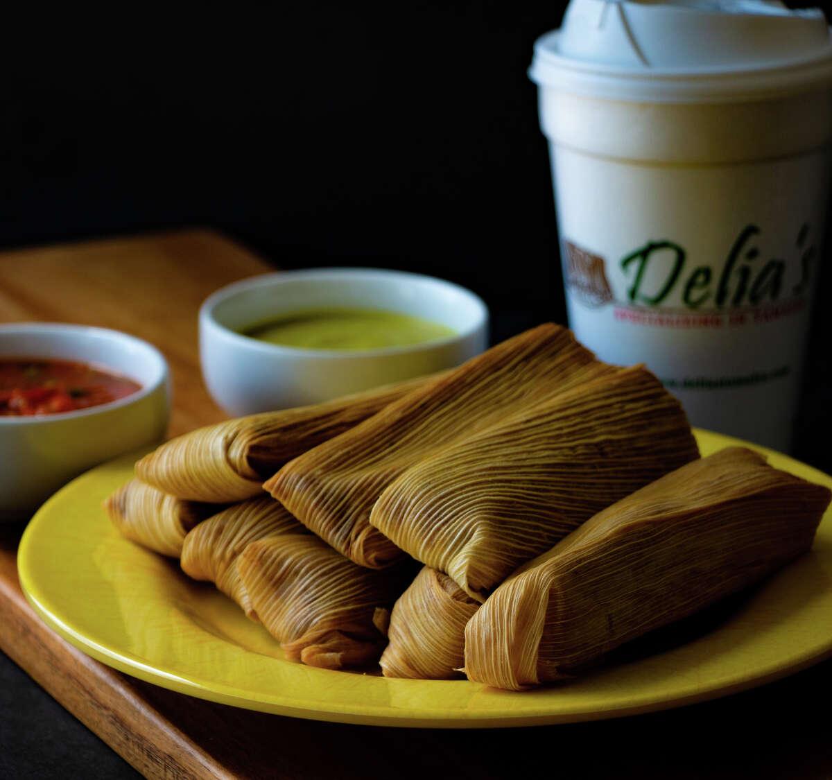 YourSA Best Tamales Winner: Delia's Tamalas