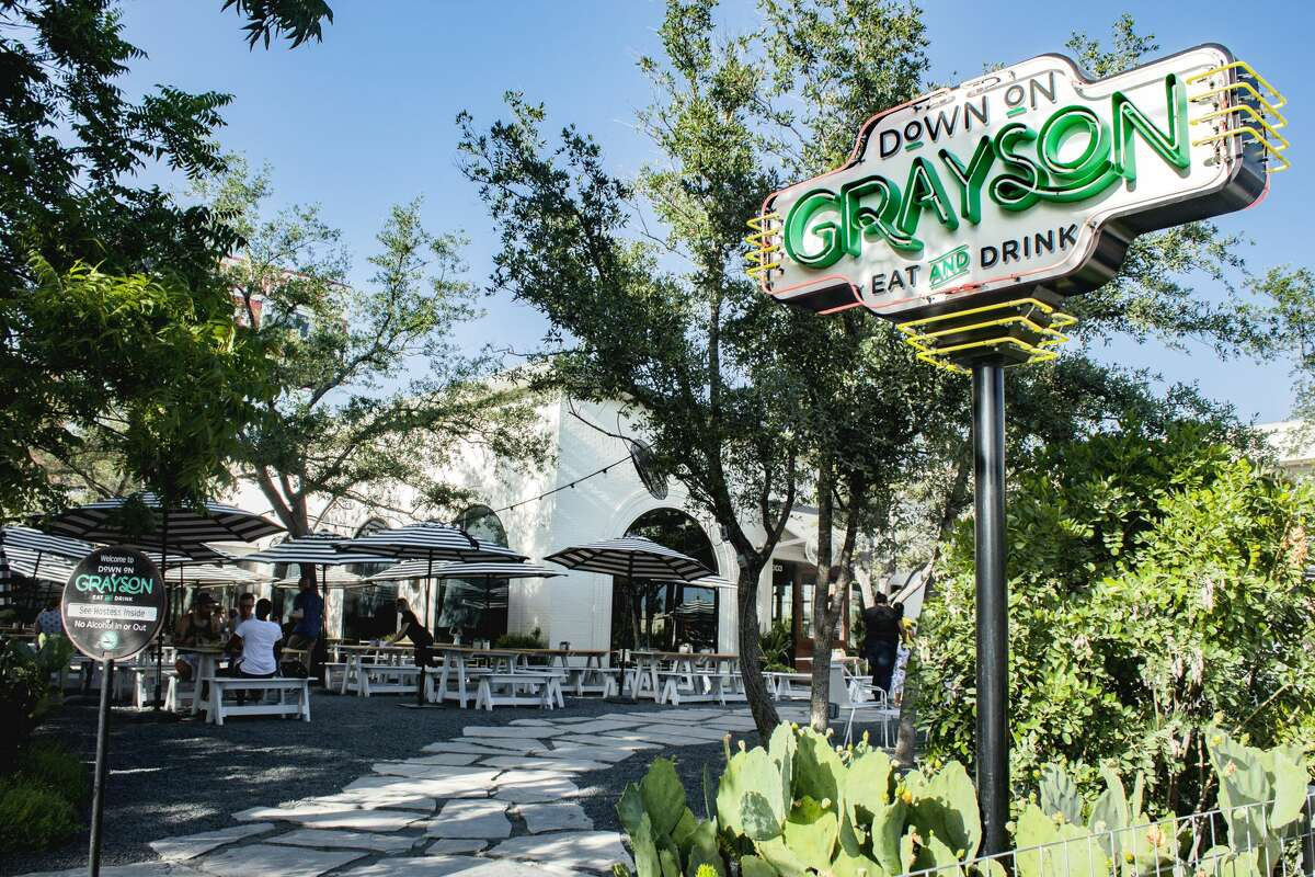 YourSA Best Outdoor Dining Winner: Down on Grayson