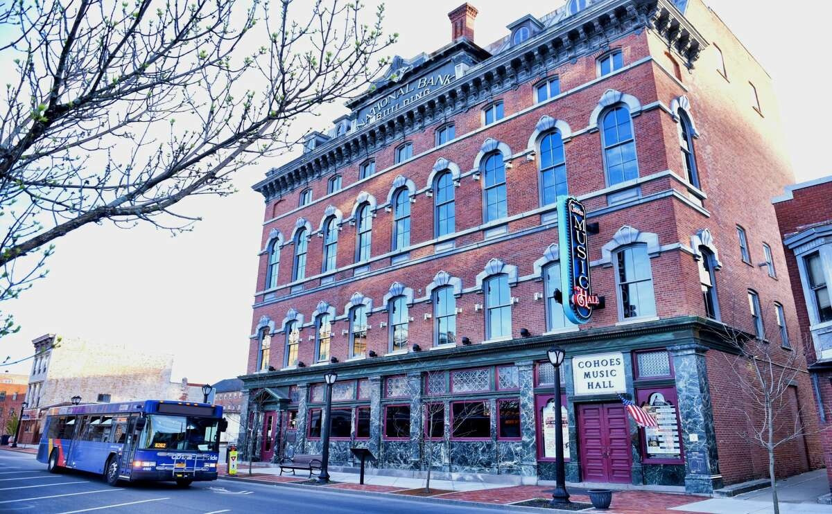 Five of seven productions in Playhouse Stage Company's 2021-22 season will be performed at Cohoes Music Hall.