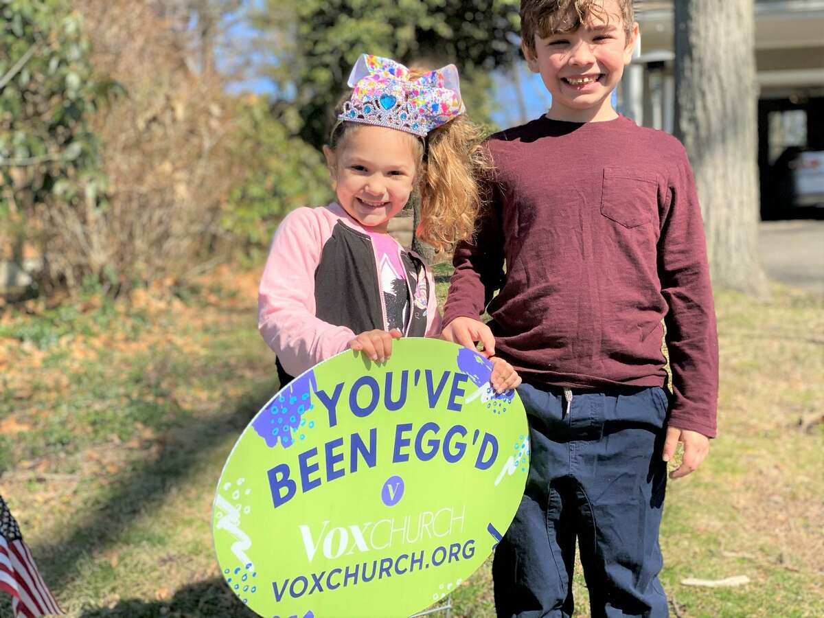 Children in Middletown were among those statewide who enjoyed Vox Church's Easter egg hunt Saturday as a part of its
