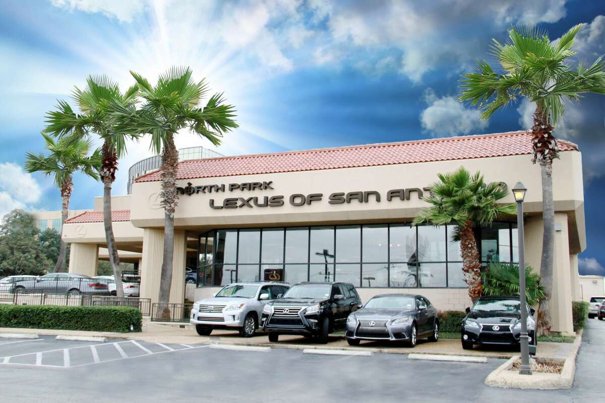 North Park Lexus of San Antonio