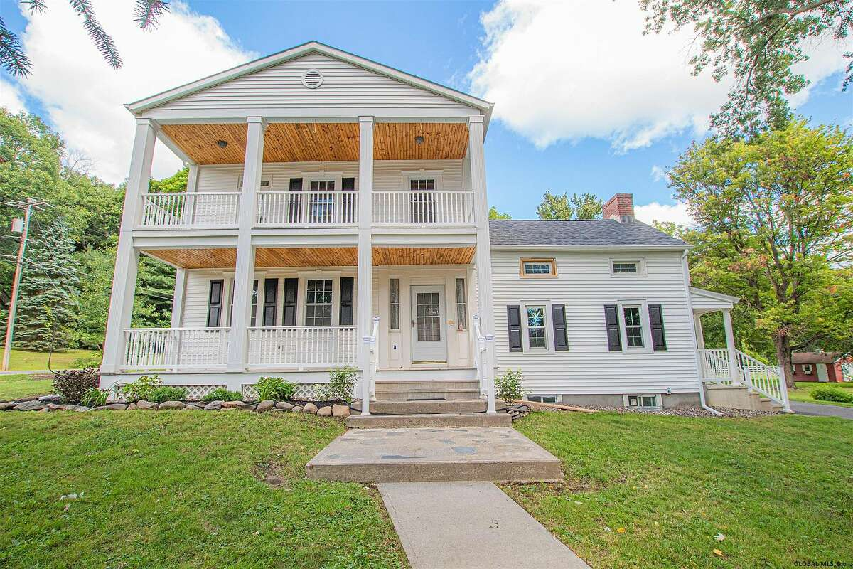 Scroll through the photos below to take a look inside five homes for sale in the Niskayuna Central School District.