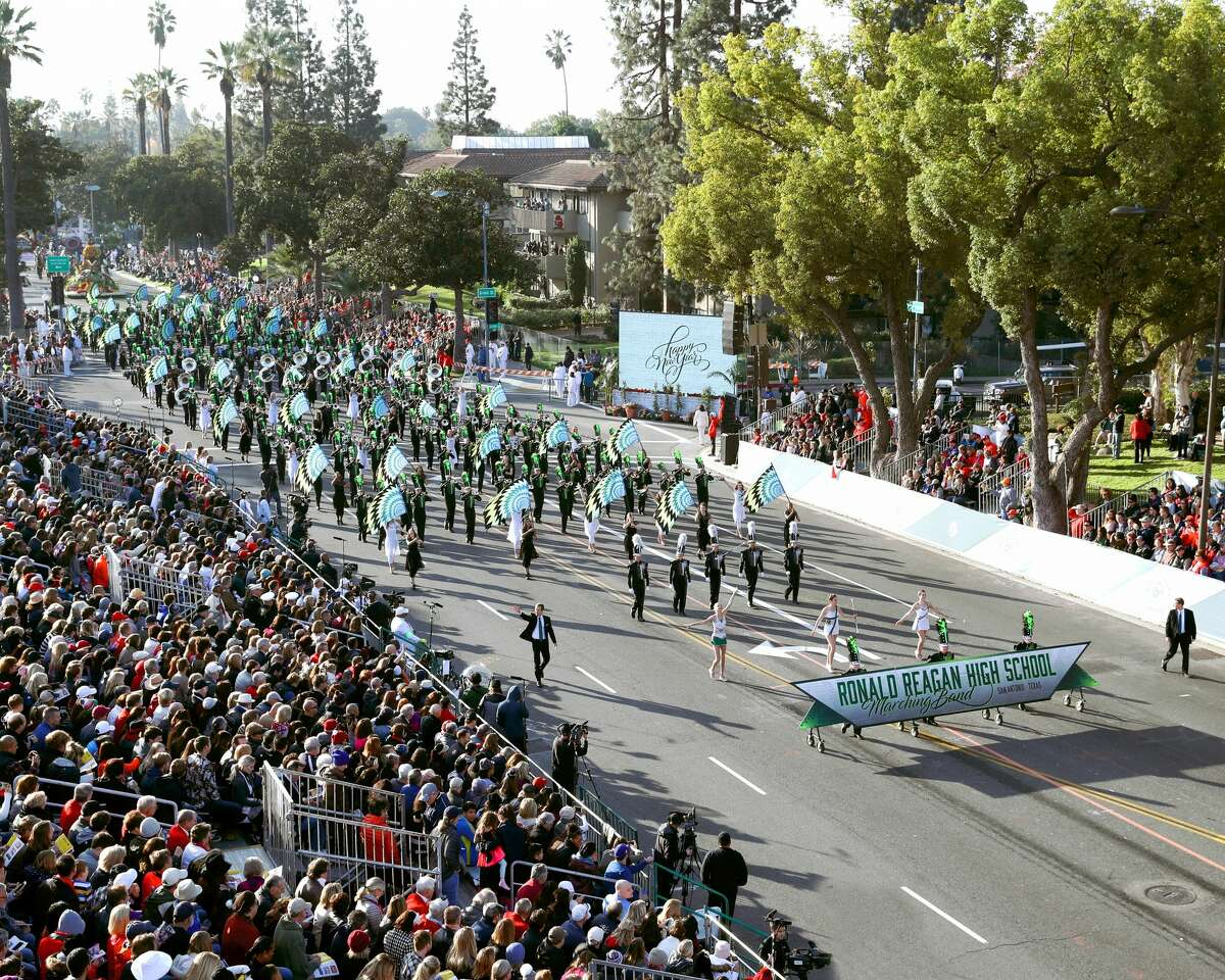 YourSA Best Marching Band Winner: Reagan Marching Band