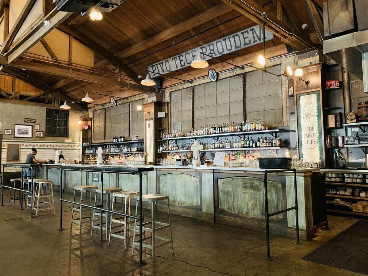 Queen Anne Beer Hall
