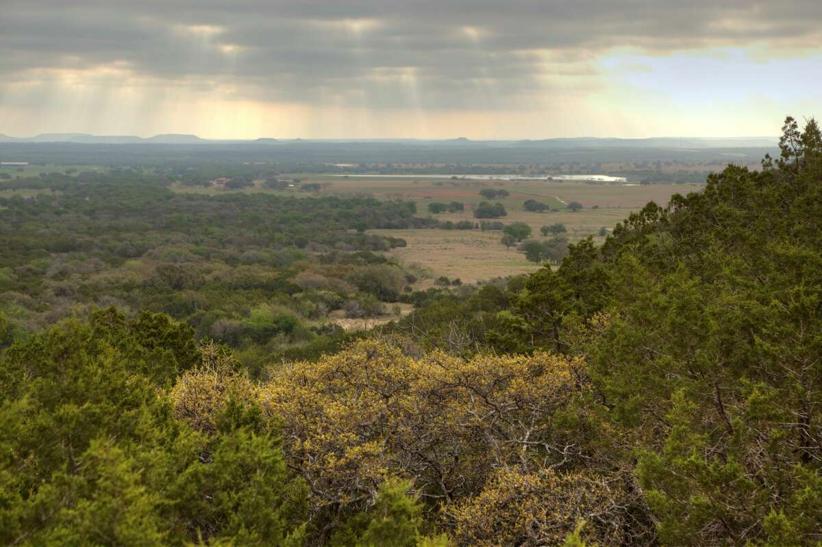 Palo Pinto State Park will include trails, a lake for fishing and camping areas.