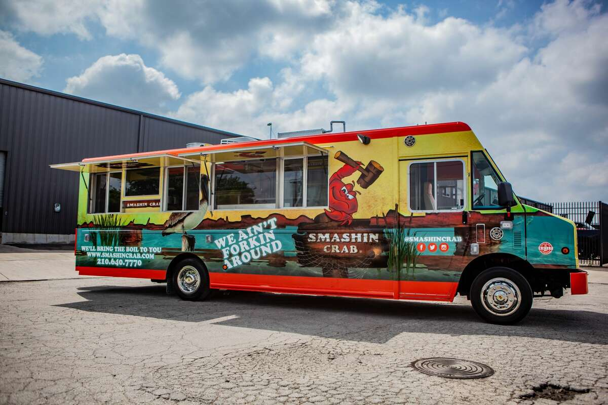 Most restaurants with a brick-and-mortar storefront start as a food truck and then grow - not so for Smashin' Crab.