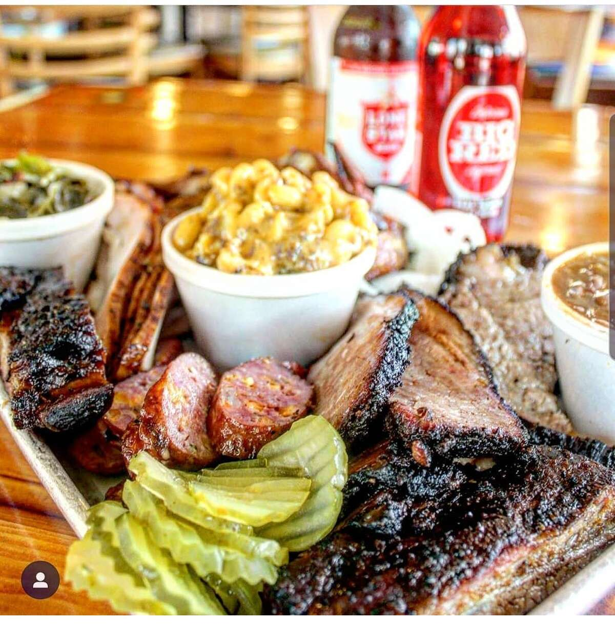 Conger has always loved the restaurant industry and wanted to do something different with BBQ beyond the traditional flavors most places have.