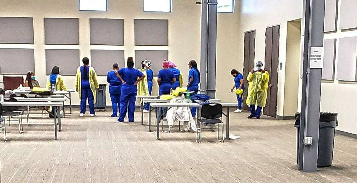 Northwest Assistance Ministries is hosting CNA classes for their students.