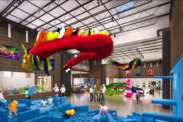 RENDERINGS: Renovations officially began this month inside the Fredda Turner Durham Children's Museum, located at the Museum of the Southwest.