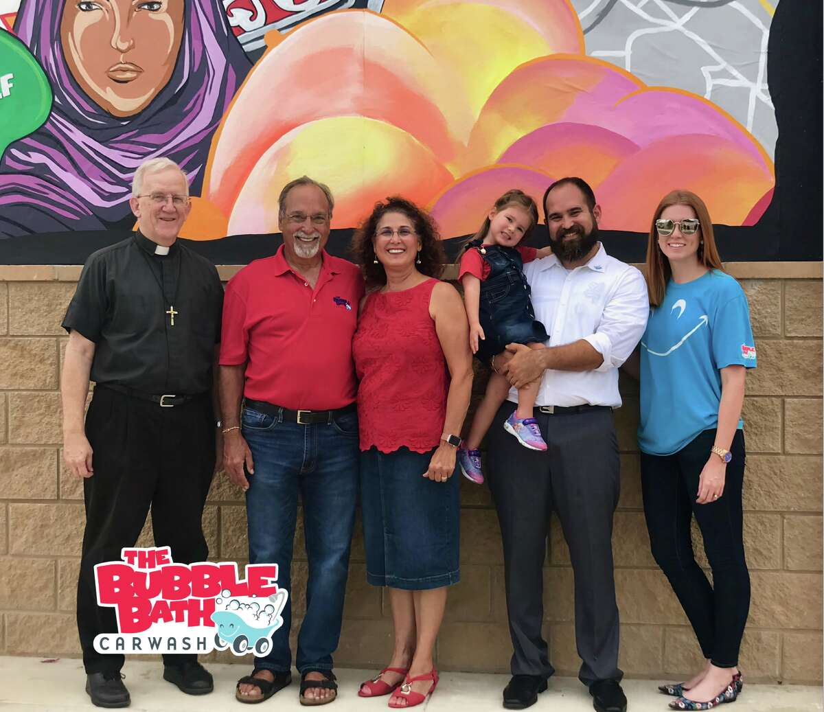 Family-owned and operated, The Bubble Bath Car Wash keeps winning the hearts of San Antonians.