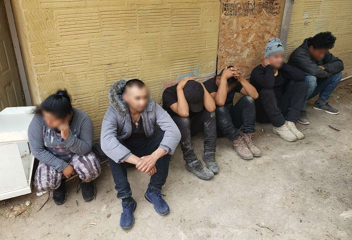 U.S. Border Patrol, Homeland Security Investigations, Laredo Police Department and the Webb County Precinct 2 Constable's Office combined efforts to shut down three stash houses throughout Laredo and detain 31 immigrants who were in the country illegally.
