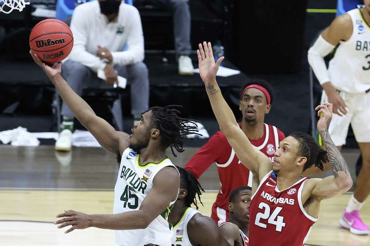 Baylor has fashioned a 52-6 mark since Davion Mitchell (45) and fellow guard MaCio Teague became starters for the 2019-20 season.