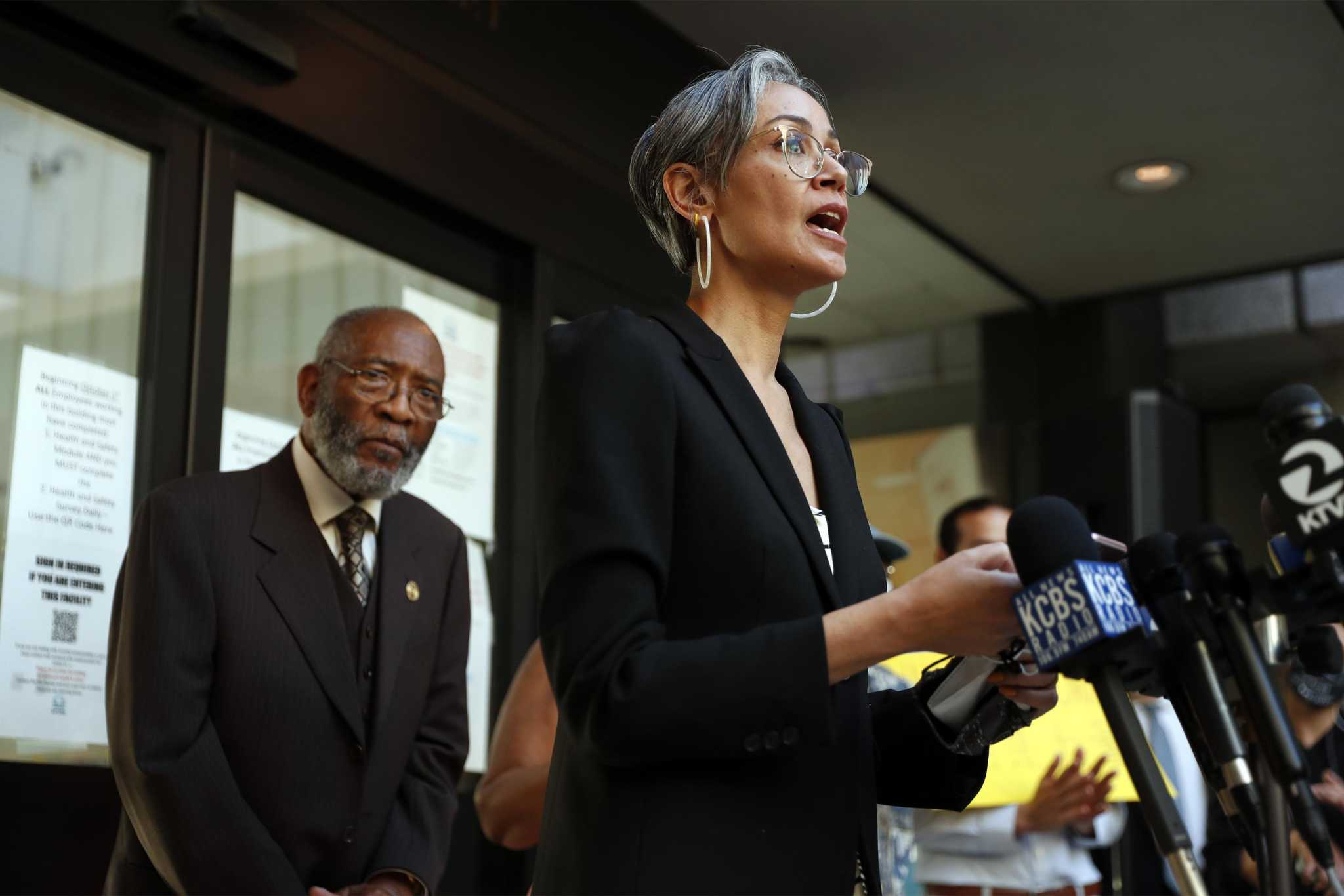 Alison Collins and her husband violated S.F. building permit laws in addition to illegal merger, city says