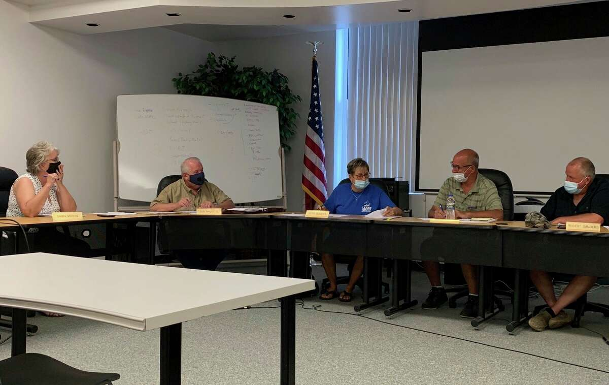 """The Lake County board of commissioners approved a Pandemic Resolution intended to """"send a message"""" to Gov. Gretchen Whitmer to lift restrictions on local businesses during its meeting last week. (Star file photo)"""