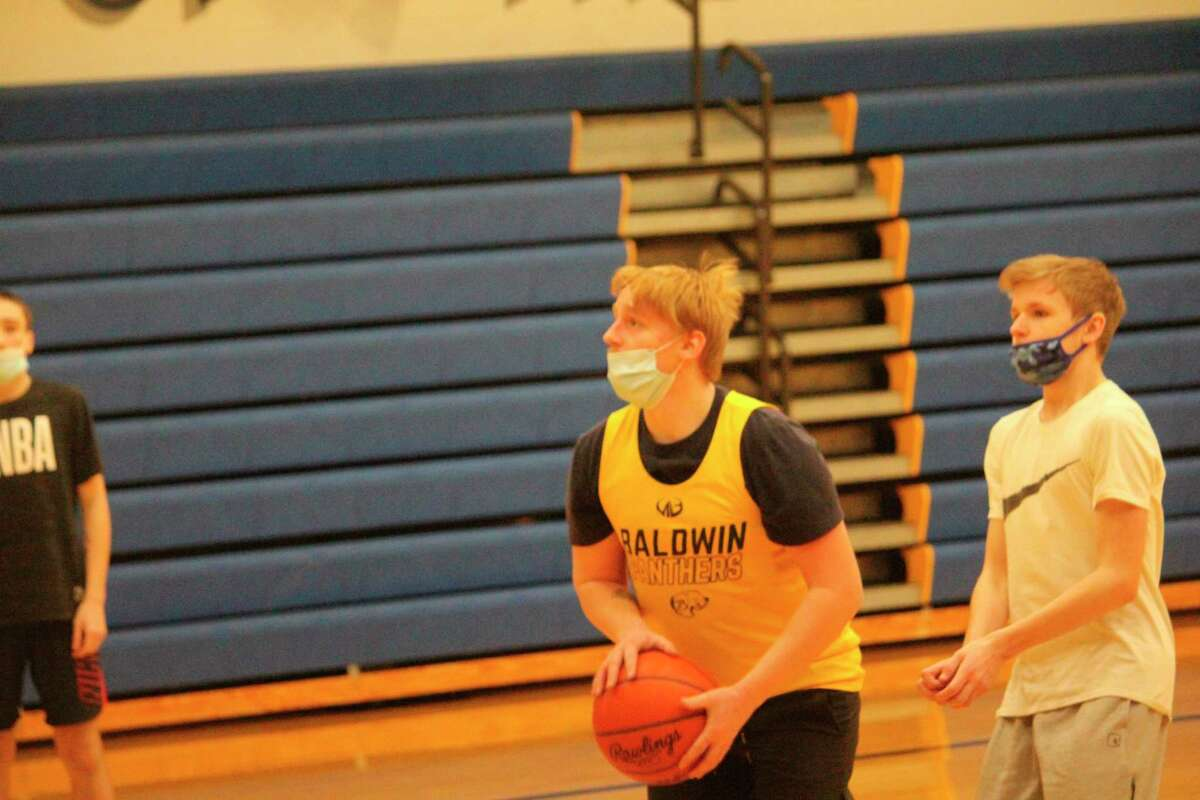 Jesse Pancio was on the basketball and bowling team this season. (Star file photo)