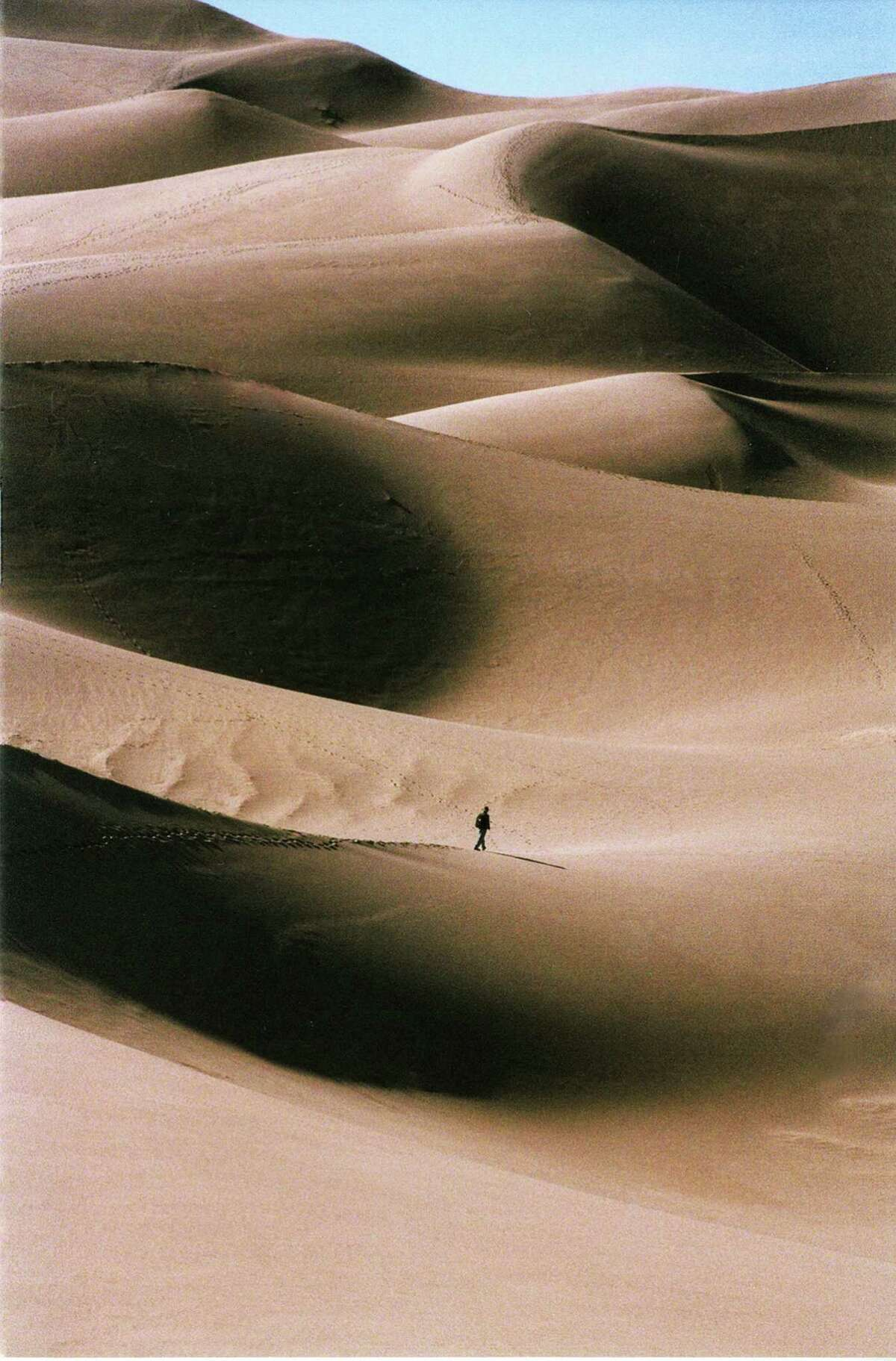 Scene from Great Sand Dunes.