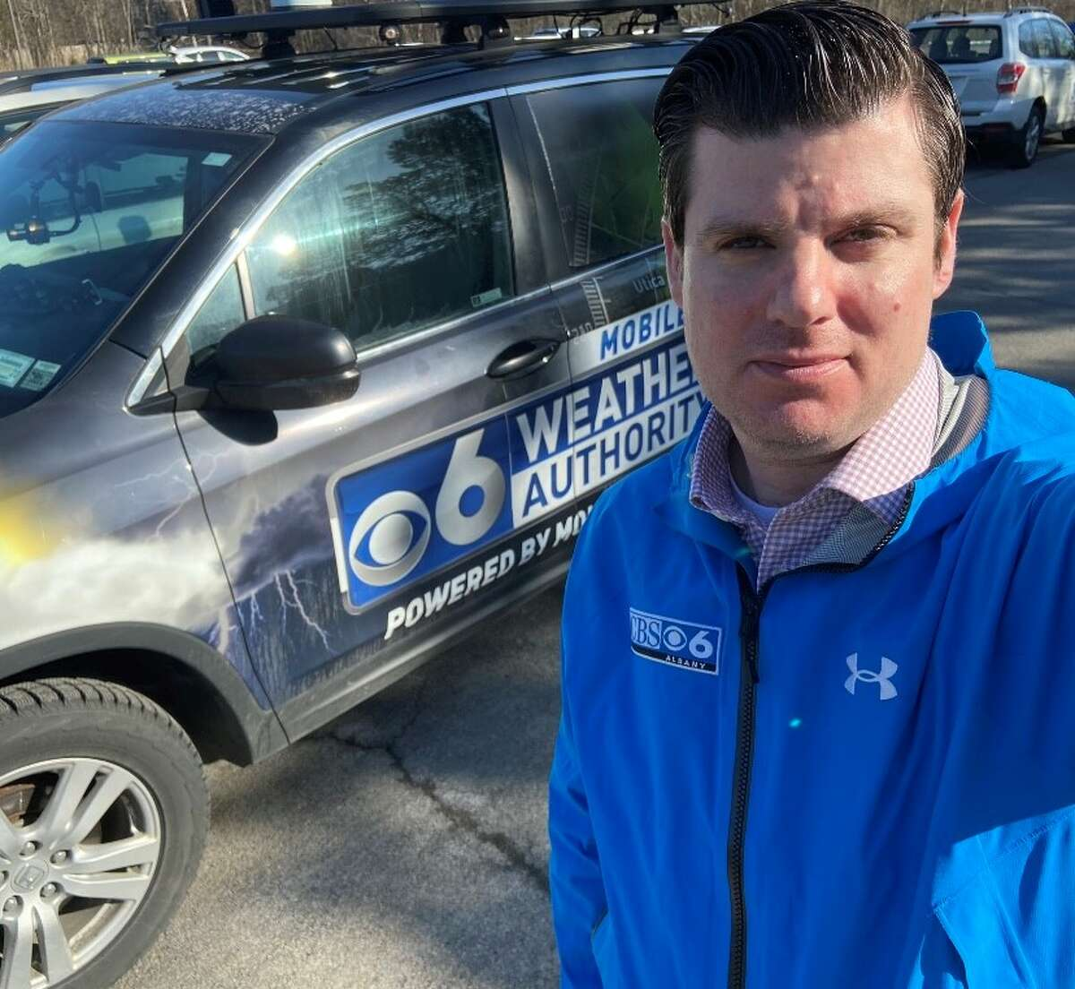 Craig Gold is a meteorologist at CBS6 News. He has been forecasting weather here in the Capital Region for nearly six years.