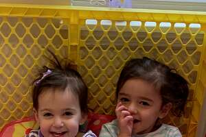 """1. I'm the proud father to beautiful twin girls. Twins do not run in either family. As new parents, we were excited, but understandably terrified when we found out two were on the way. Fast forward two years later, and we wouldn't have it any other way. There's seriously nothing better then getting home from work and hearing """"Dada!"""" when walking through the door. They're everything to me."""