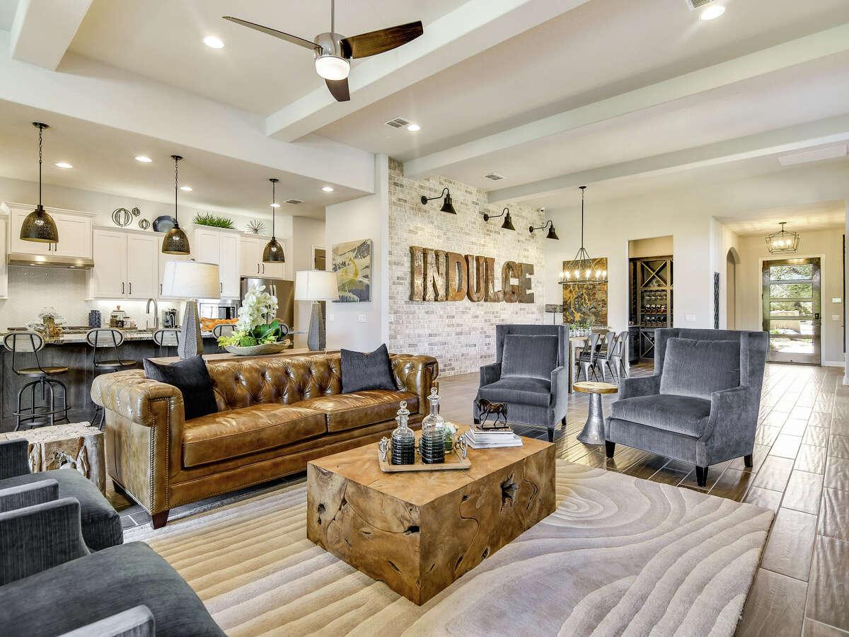 Sitterle Homes: 22706 Colibries, SA, 78261