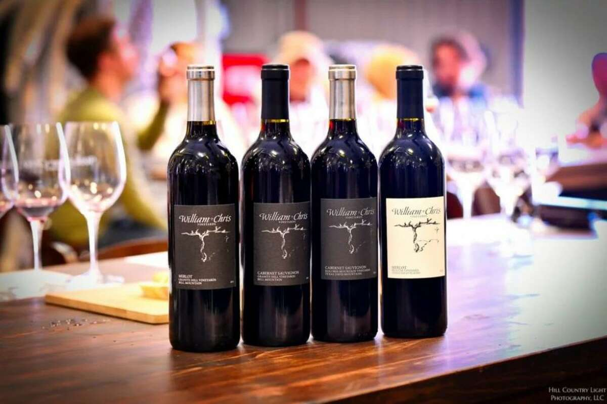 Some of the BEST WINES whether in Texas or California come directly from the winery. These William Chris Wines from the Texas Hill Country will put a smile on your face. You have to go to the winery to get the BEST of the wines.