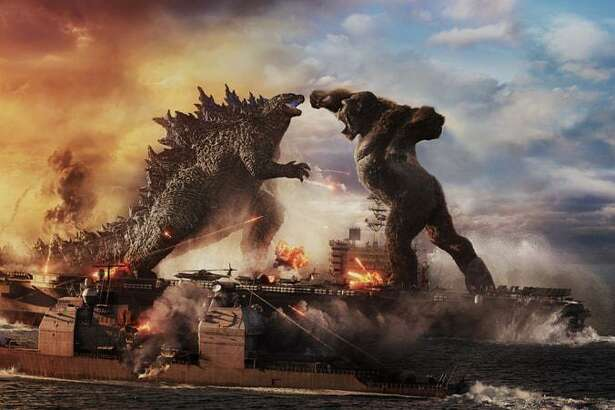"""Godzilla vs. Kong"" is available on HBOMax and in theaters."
